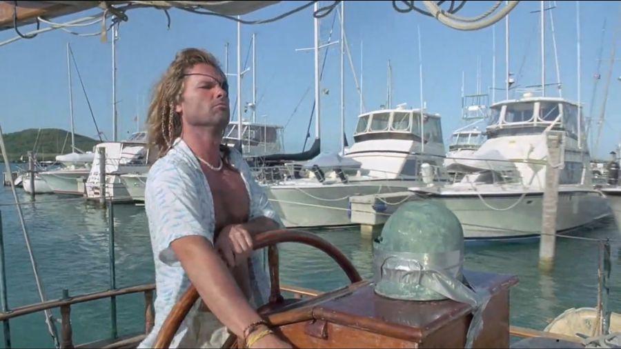 яхта капитан Рон