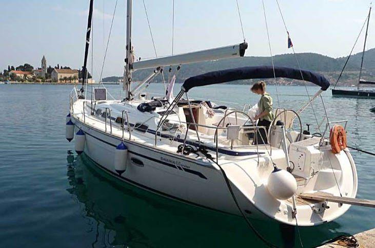 яхта Бавария 46