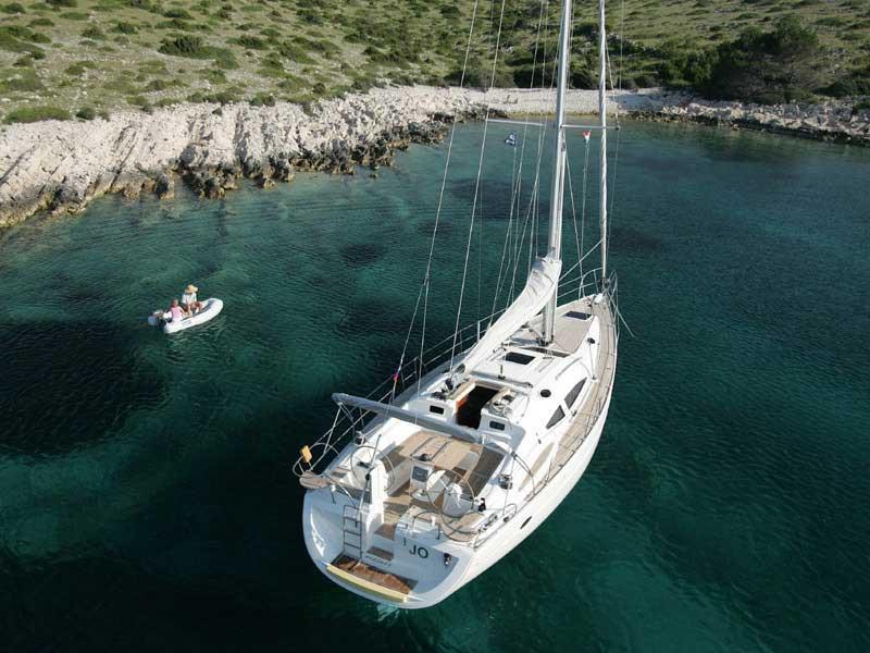 Парусная яхта Elan Impression 434