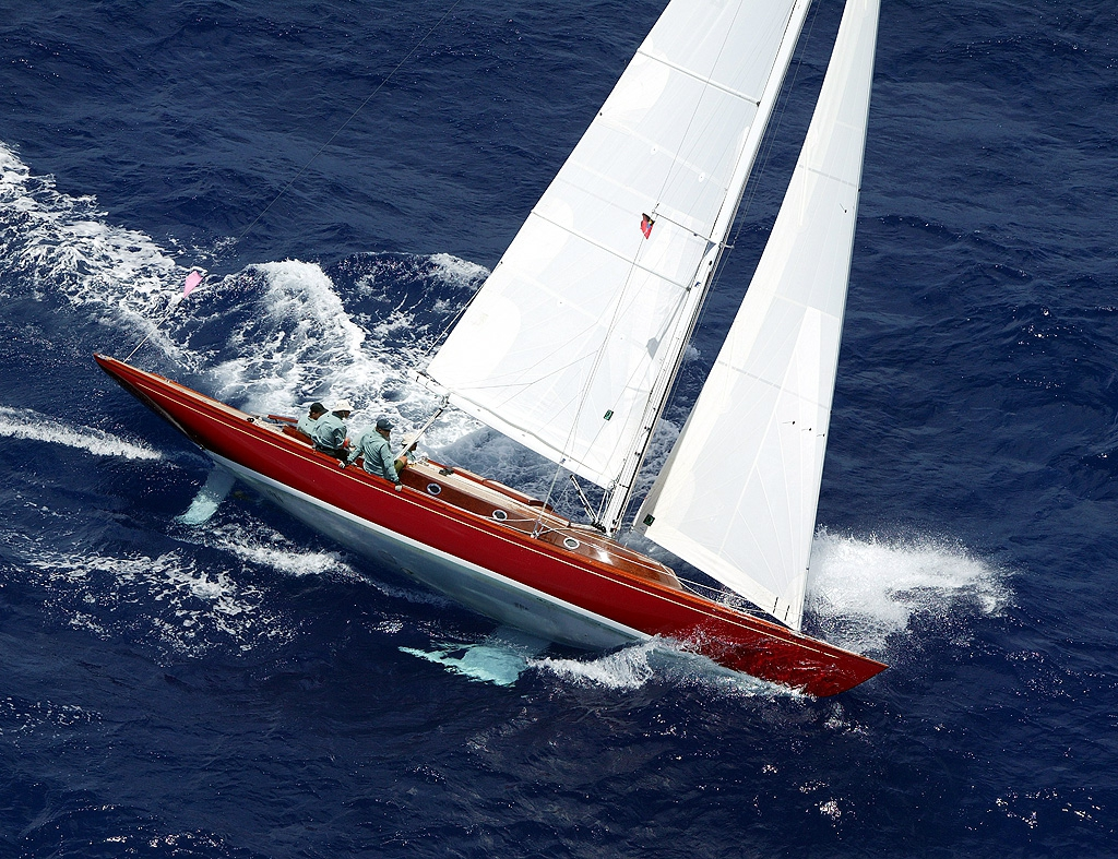 Парусная яхта Spirit 37