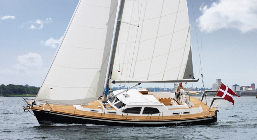 Парусная яхта Nordship 430 DS