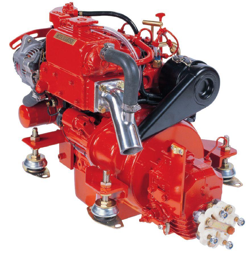 Судовой двигатель Beta 20