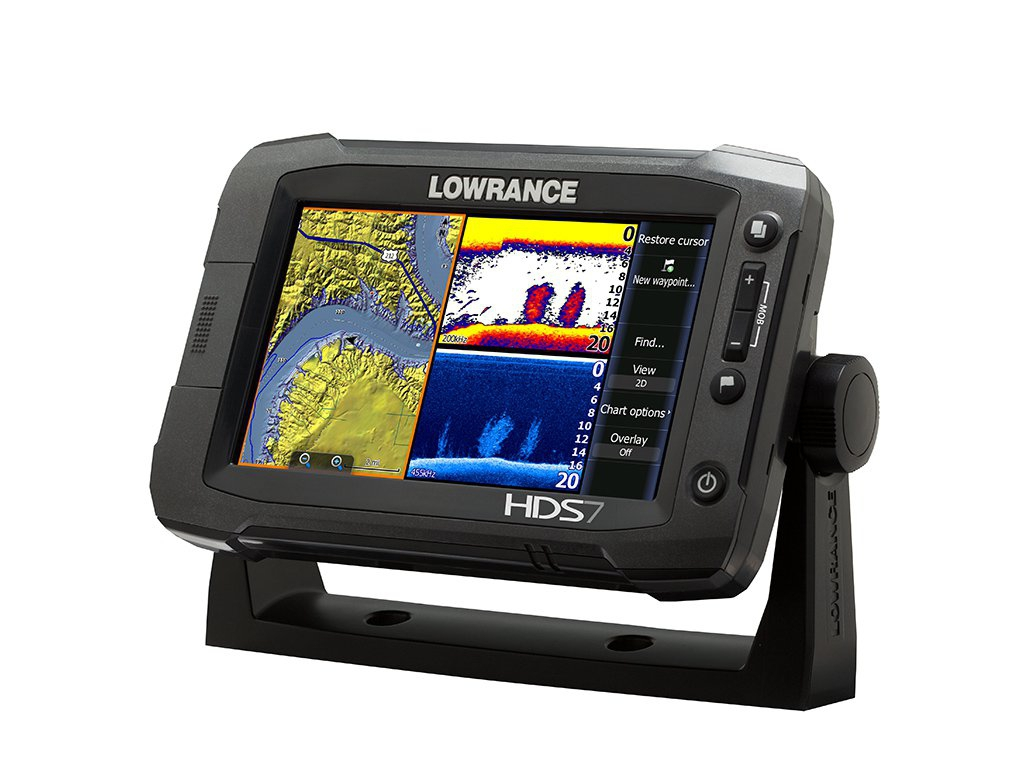 Картплоттер Lowrance HDS7 Gen2 Touch