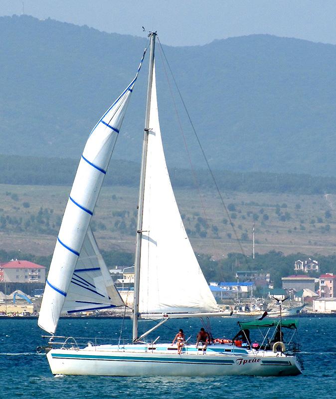 Парусная яхта Дон 40