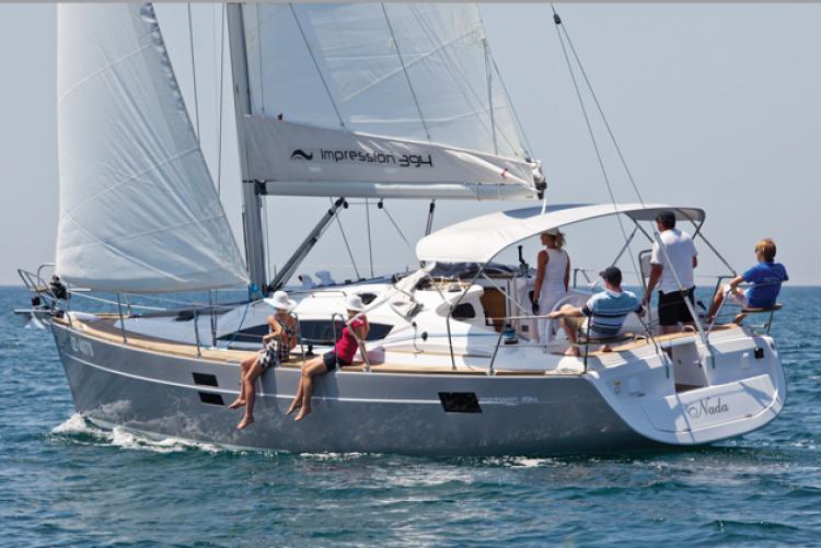 Парусная яхта Elan Impression I40