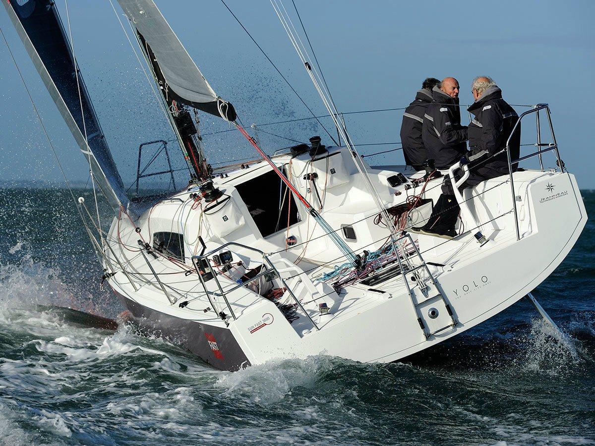 Парусная яхта Jeanneau Sun Fast 3600