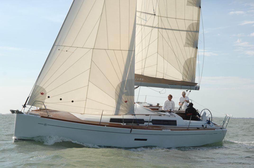 Парусная яхта Dufour 335 GL