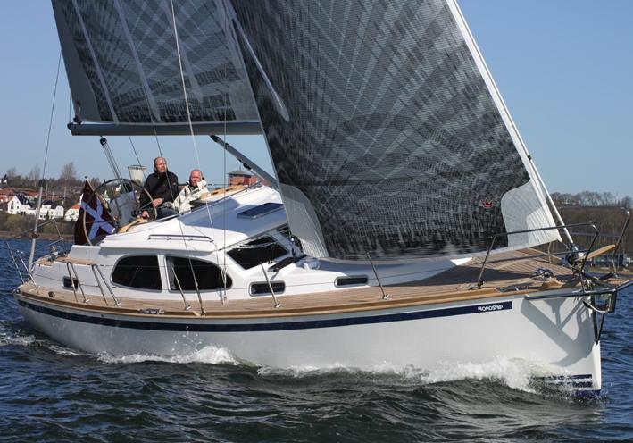 Парусная яхта Nordship 360 DS