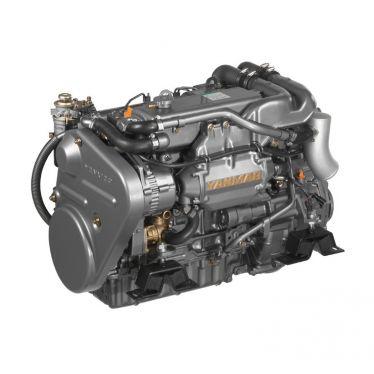 Двигатель Yanmar 4JH4-HTE