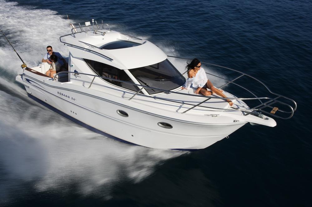 Моторная яхта Sessa Dorado 26