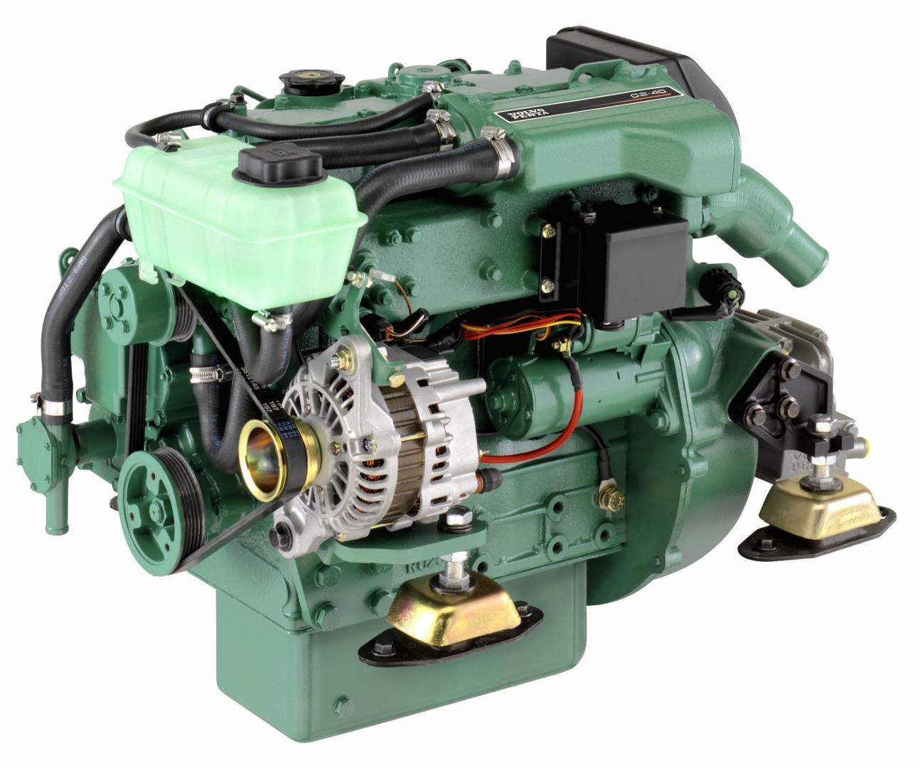 Двигатель Volvo Penta D2-40