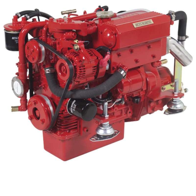 Судовой двигатель Beta Marine 25