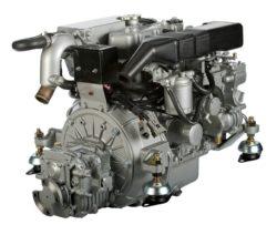 Судовой дизельный двигатель Craftsman Marine CM3.27