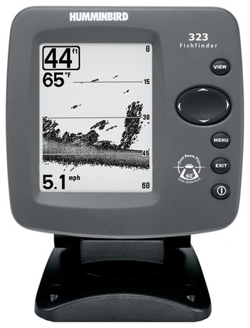 Эхолот Humminbird Fishfinder 323