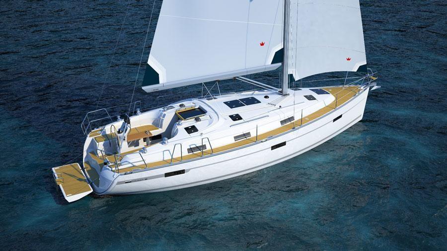 Парусная яхта Bavaria Cruiser 36
