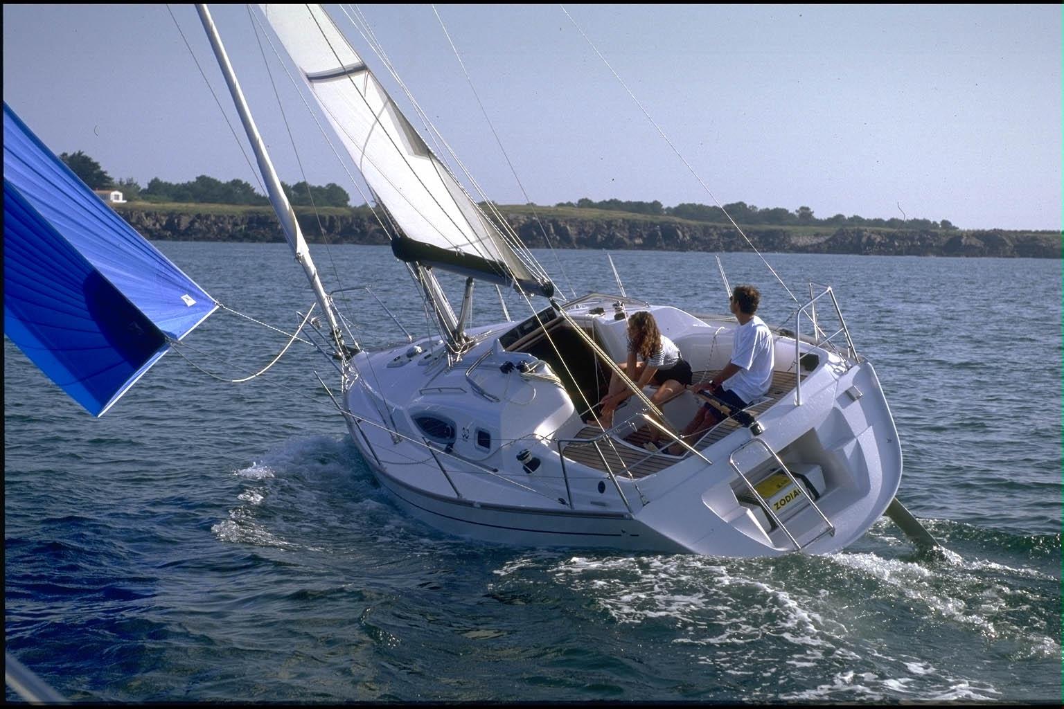 Парусная яхта Feeling 30