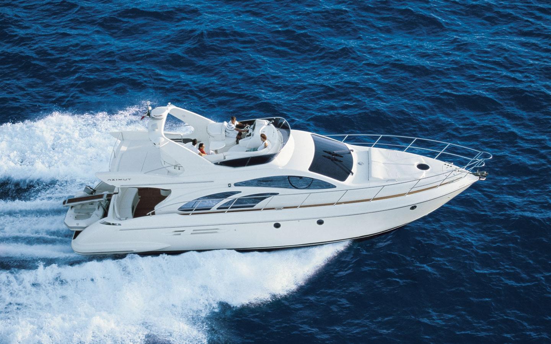 Моторная яхта Azimut 50