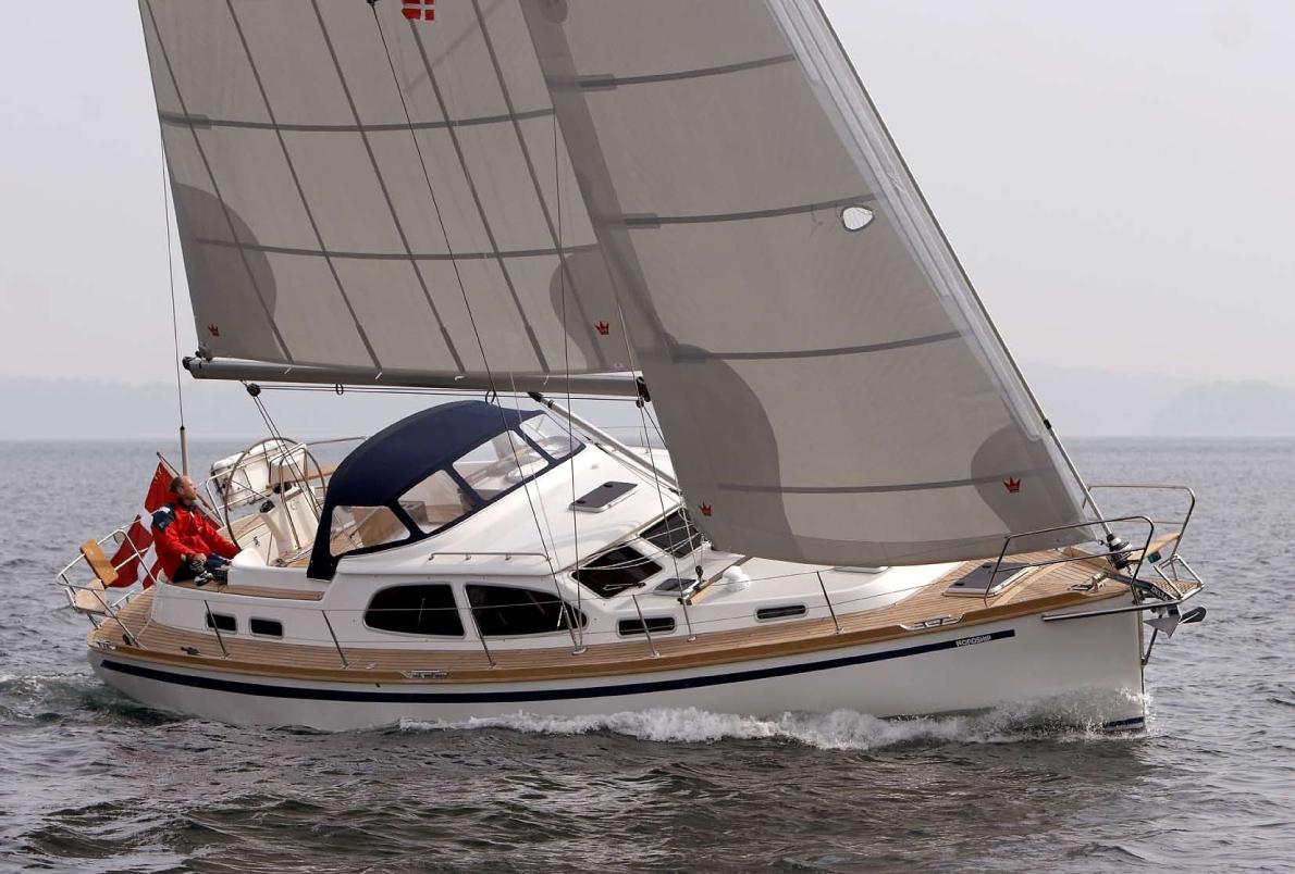 Парусная яхта Nordship 40 DS