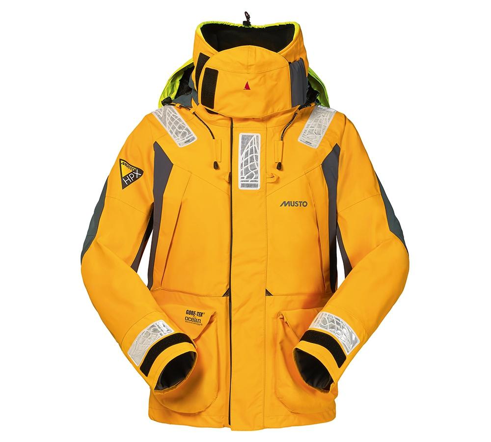 Яхтинг одежда: коллекция Musto HPX Ocean Outfitters