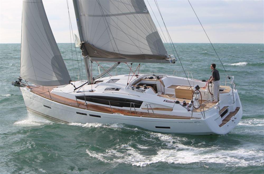 Парусная яхта Jeanneau Sun Odyssey 41 DS