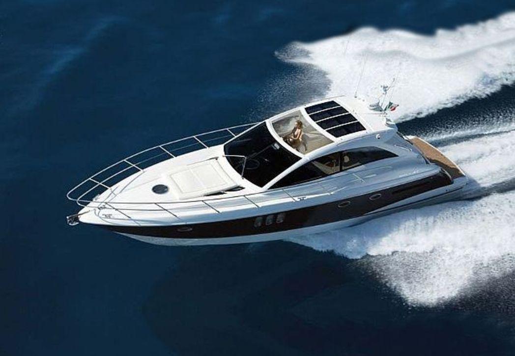 Моторная яхта Absolute 47