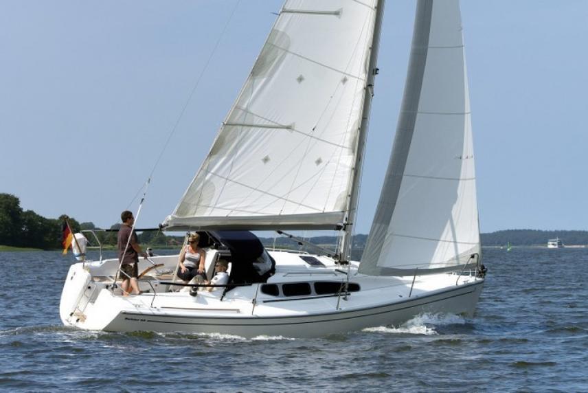 Парусная яхта Dehler 29
