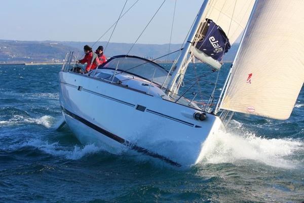 Парусная яхта Elan 450