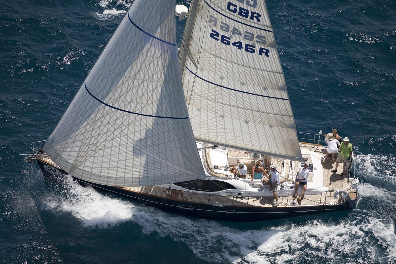 Парусная яхта Oyster 475
