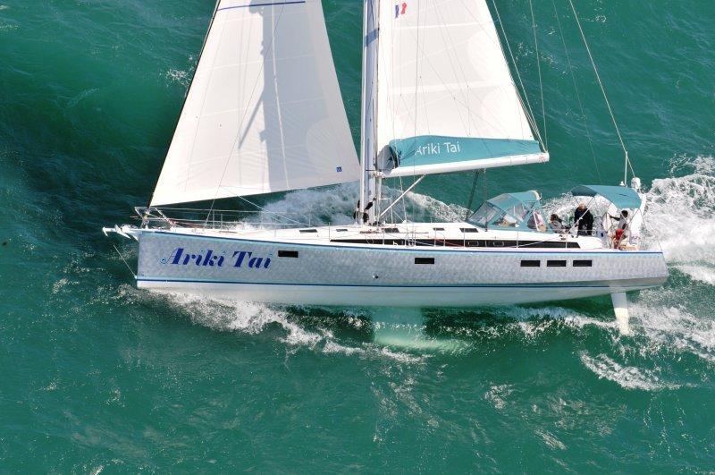 Парусная яхта Alubat Cigale 16