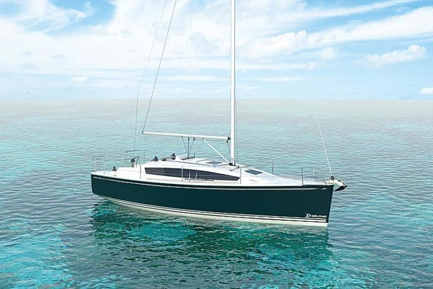 Парусная яхта Delphia 31