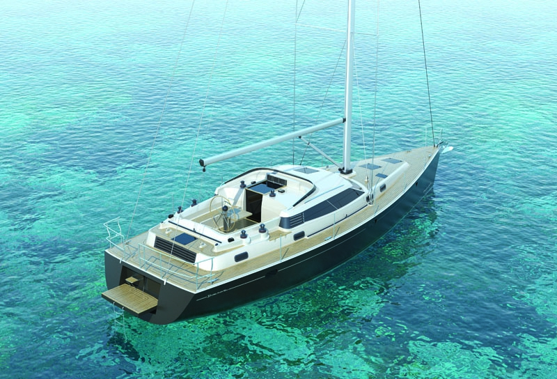 Парусная яхта Delphia 46 СС