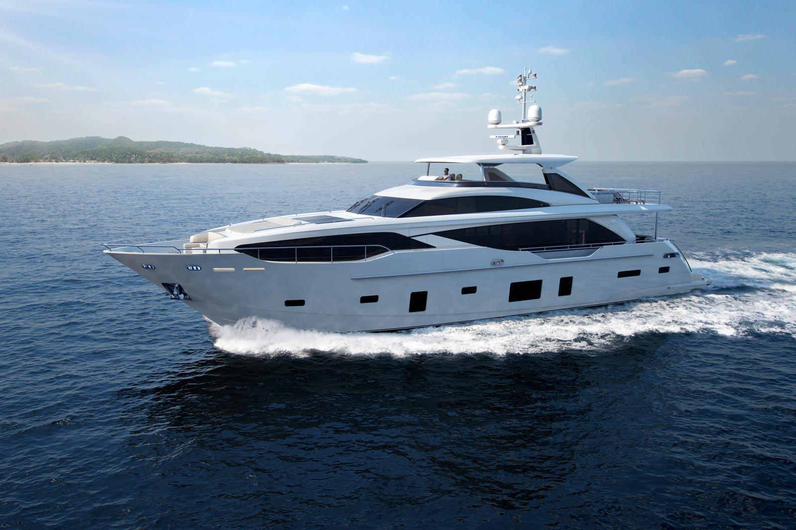 Моторная яхта Princess 30 М