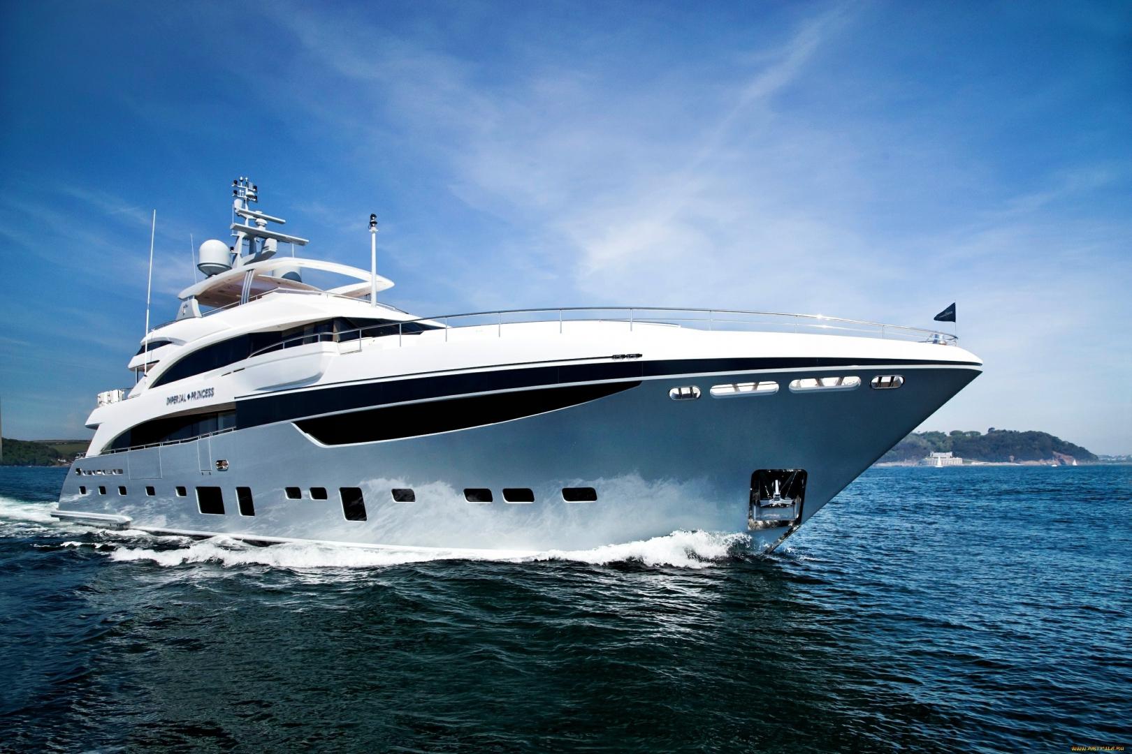 Моторная яхта Princess 40M