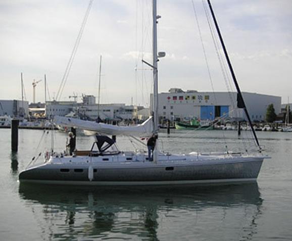 Парусная яхта Alubat Cigale 14