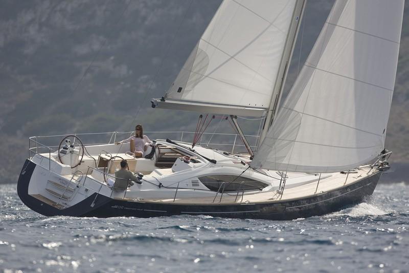 Парусная яхта Jeanneau Sun Odyssey 50 DS