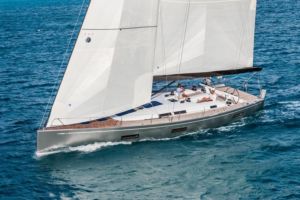 Парусная яхта Nautor's Swan 60 S