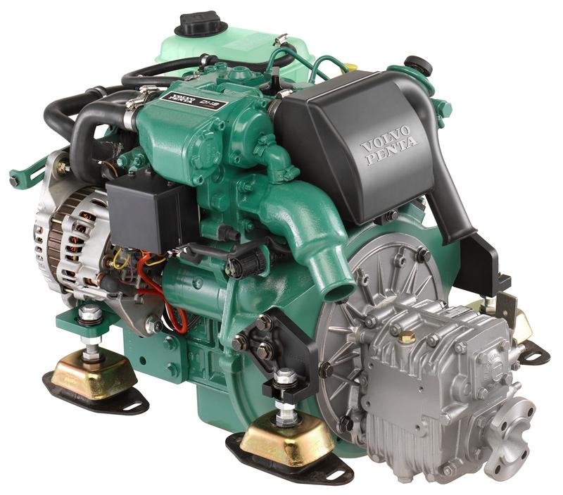 Двигатель Volvo Penta D1-13