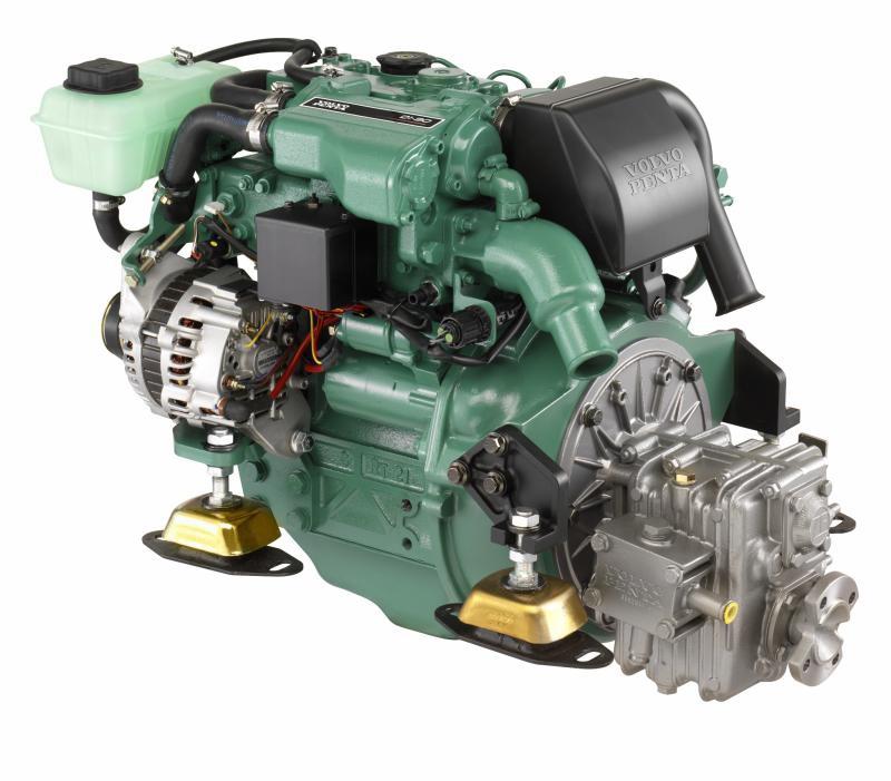 Двигатель Volvo Penta D1-30