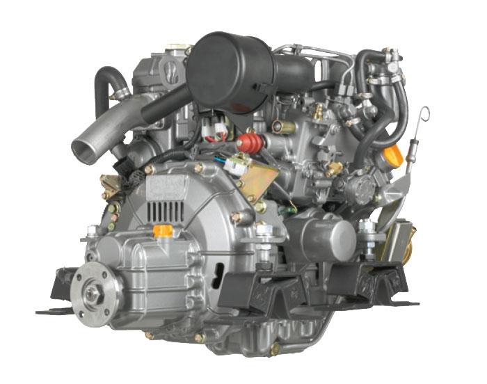 Двигатель Yanmar 2YM15