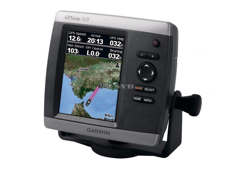 Картплоттер Garmin GPSMAP 521