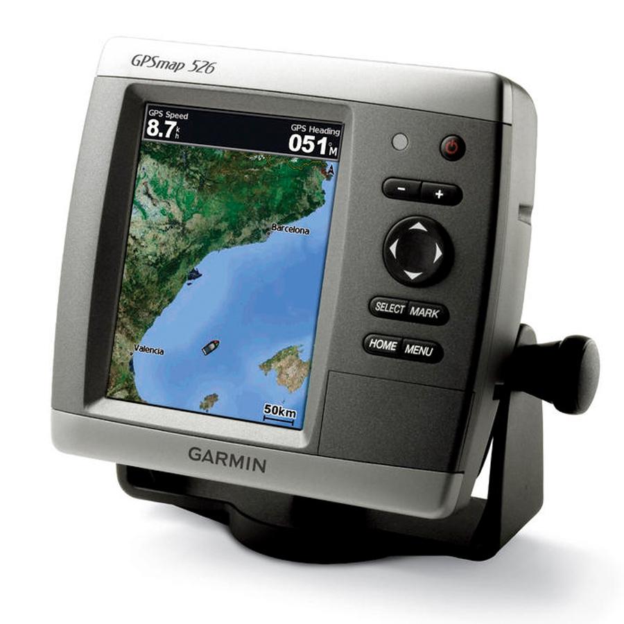 Картплоттер Garmin GPSMap 526s