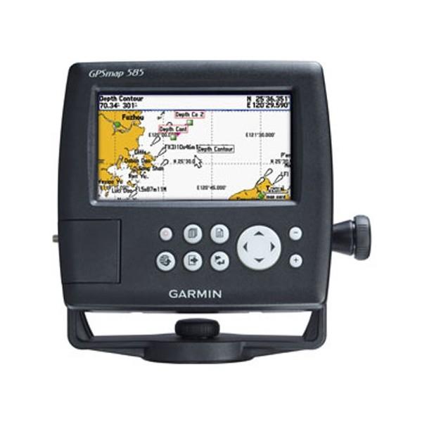 Картплоттер-эхолот Garmin GPSMAP 585