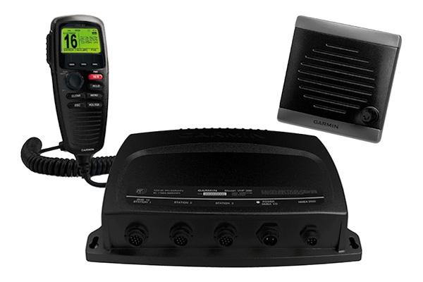 Морская радиостанция Garmin VHF 300i AIS
