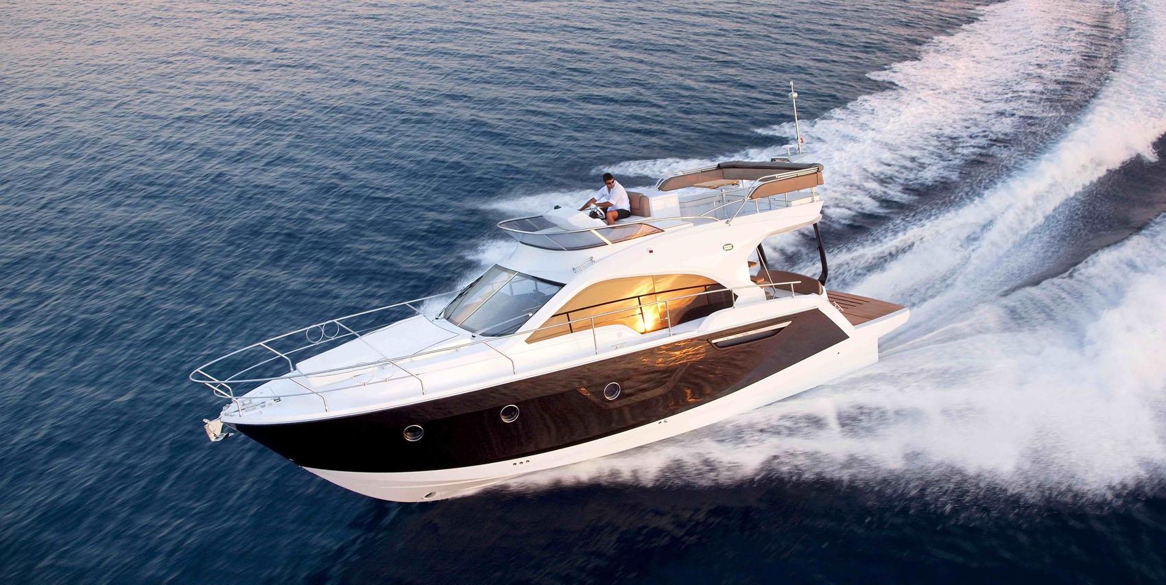 Моторная яхта Sessa Marine FLY 40