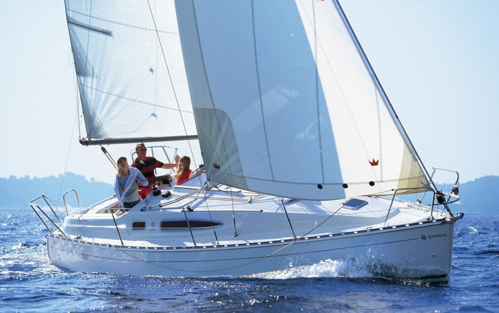 Парусная яхта Jeanneau Sun Odyssey 29.2