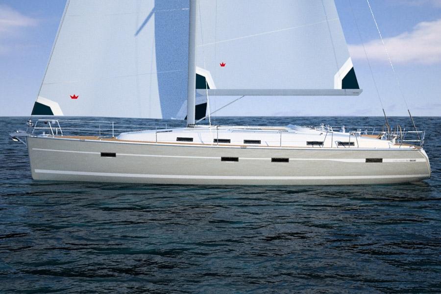 Парусная яхта Bavaria 50 Cruiser (5Cab)
