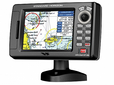 GPS-картплоттер Standard Horison CPF-180i
