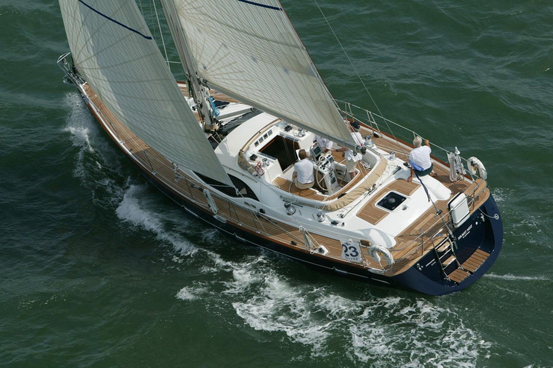 Парусная яхта Oyster 46