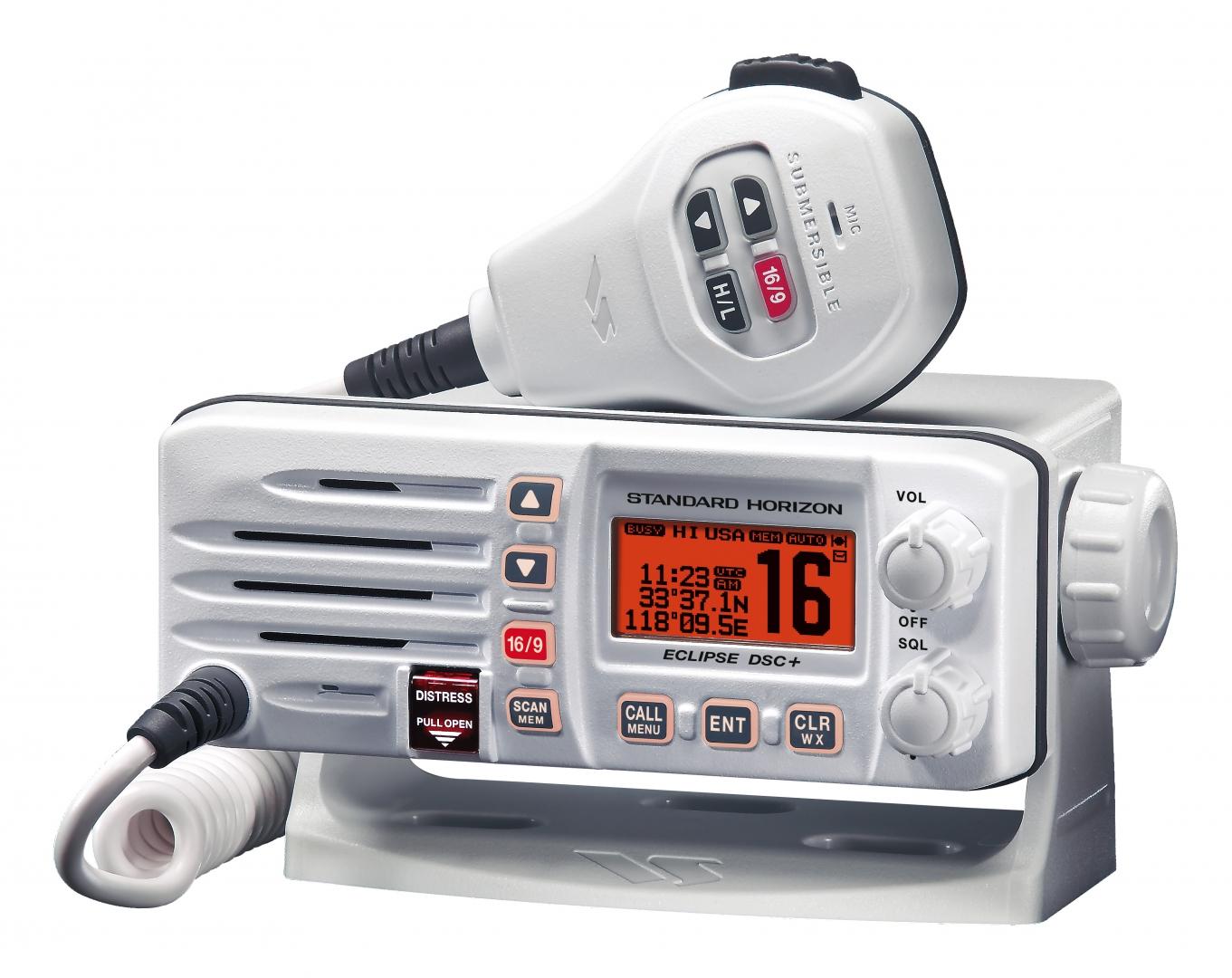 Морская радиостанция Standard Horizon GX1200E