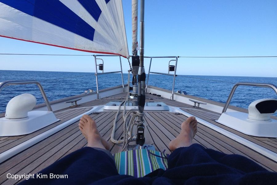 яхта путешествие